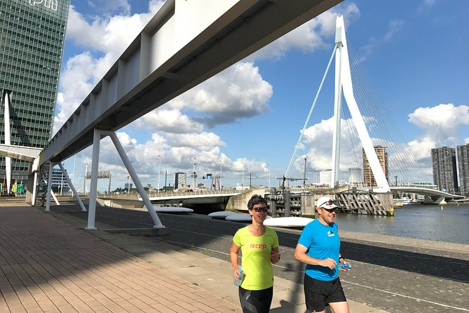 Early Bird Business Running Tour, Rotterdam, HOLLAND