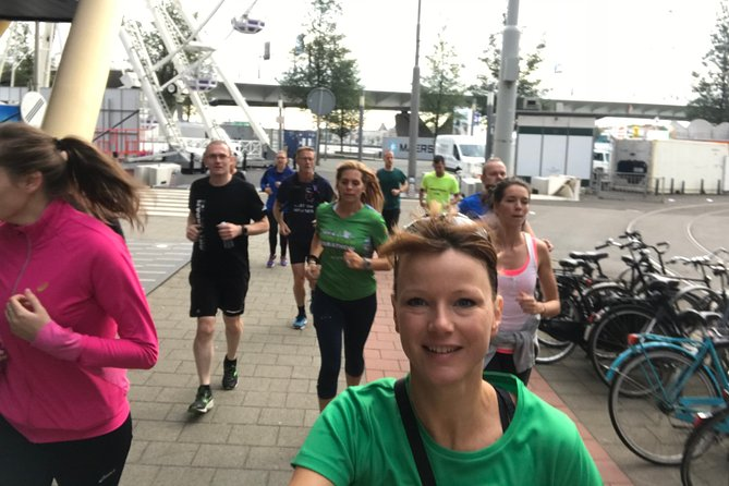 Running tour with the highlights of Rotterdam, Rotterdam, HOLANDA