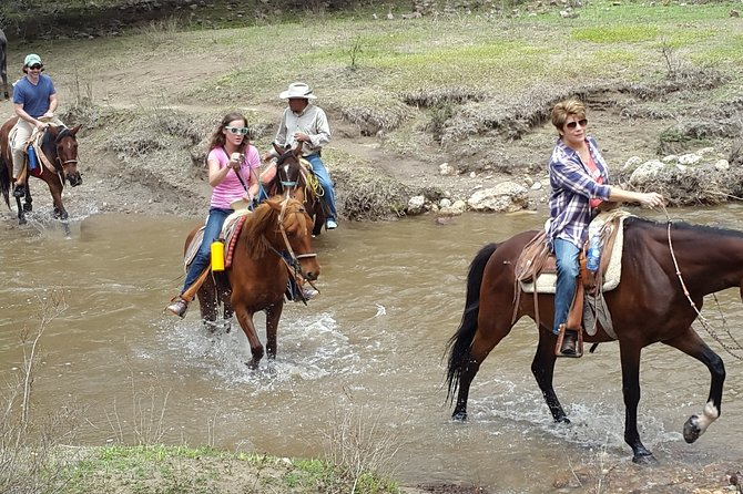 Combination Trail Riding and Hot Springs in San Miguel de Allende, San Miguel de Allende, MEXICO