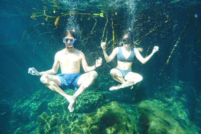 Cenote Paddleboarding and Snorkeling in Tulum, Tulum, Mexico