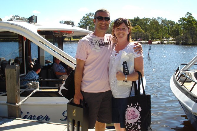 Wine Tasting Day Trip and Swan Valley River Cruise to Perth, Perth, AUSTRALIA