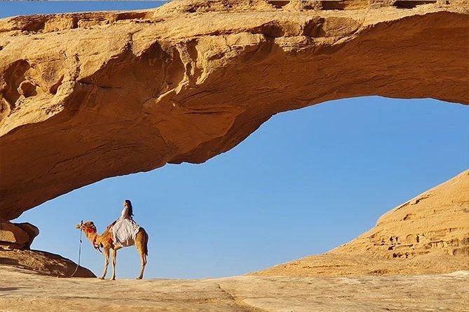 3 - Noches Tour Privado: Petra, Wadi Rum y Mar Muerto, Aman, JORDANIA