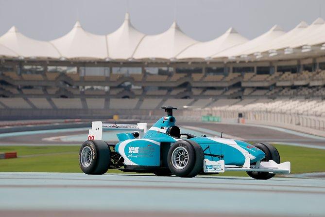 MÁS FOTOS, Formula Yas 3000 Driving Experience