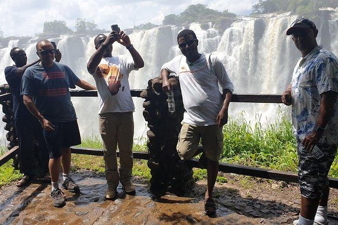 Guided Victoria Falls Tour on Zambia Side, Livingstone, ZIMBABUE