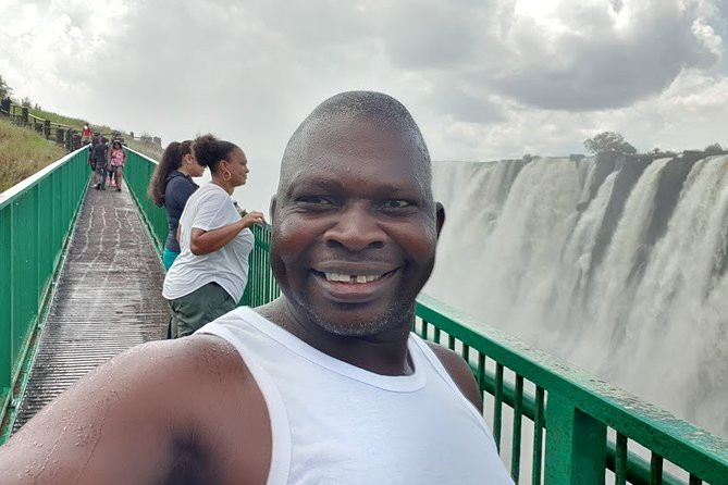 MÁS FOTOS, Guided Tour of the Victoria Falls On The Zambia Side