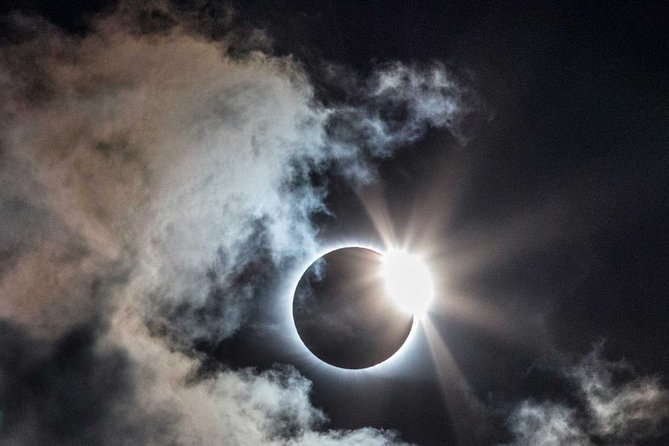 Come watch the December 2020 Total Solar Eclipse in Argentine Patagonia, one of the best viewing places on Earth! This is one of the rarest and most magnificent spectacles in the world, and we have it all set up for you to make the most of this once-in-a-lifetime experience. On this activity, you will enjoy a premium day at the private Catan Lil Estancia, one of the oldest ranches in the region, located over a large extension on the line of optimal visualisation for the 2020 total eclipse. In addition to its excellent access from paved Route 40, those Eclipse' chasers joining us will enjoy an optimal location to witness this magnificent astronomical event in all its fullness accompanied by a gourmet lunch, wine and snacks. Wait for this special moment in a perfect spot with all the comfort that you need!<br>