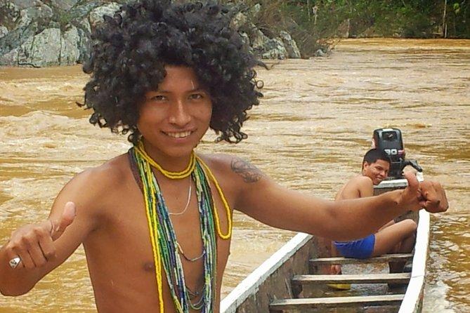 Embera Eco and Cultural Day Experience, Ciudad de Panama, PANAMÁ