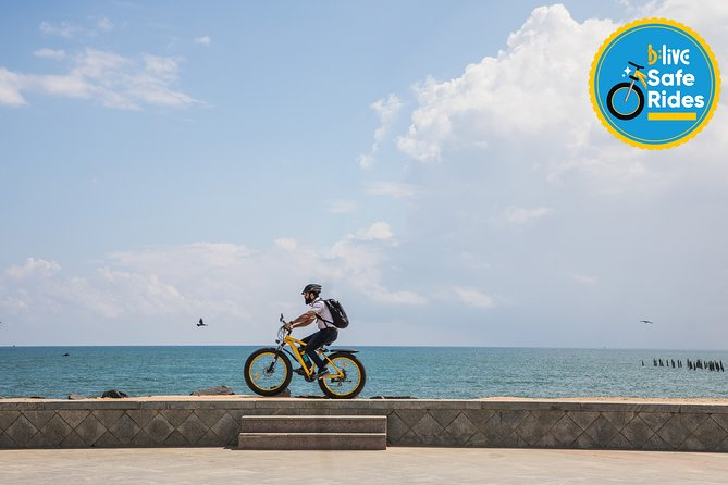 • Bike past the quaint and quite by lanes of French Quarters to encounter <br> local scenes of Pondicherry's life. <br>• Try paper-making at one of the oldest paper making units in the town.<br>• Ride through spiritually charged Aurobindo Ashram and unwind yourself <br> on wheels. <br>• Refuel with French inspired dessert at a heritage building, now home to <br> an award-winning restaurant.<br>