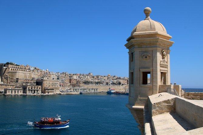 Cruzeiro de Portos para Valletta e As Três Cidades, ,