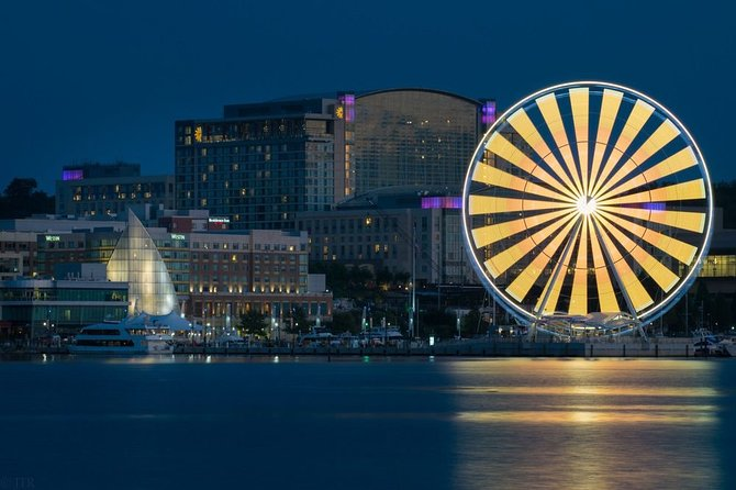 The Capital Wheel General Admission Ticket, Baltimore, MD, ESTADOS UNIDOS
