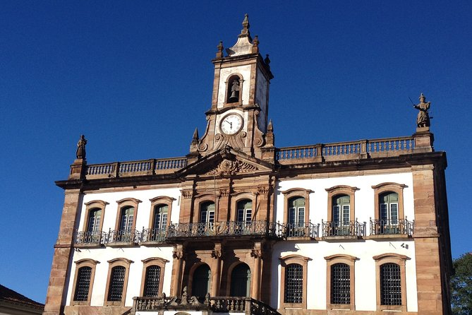 Ouro Preto e Mariana 01 dia, Belo Horizonte, BRASIL