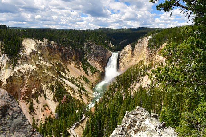 Our private tours are led by experienced, knowledgeable, and local guides. <br>During our day we will make our way through Yellowstone National Park stopping at all of the most famous sites. As well as some of the lesser known locations to see colorful hot springs, geysers, and wildlife! We will view Old Faithful, Grand Prismatic Hot Spring, the Grand Canyon of Yellowstone, Yellowstone Falls, Artist Paint Pots, the Mud Volcano, Yellowstone Lake, and stop for wildlife viewing. If wildlife is far away we will them with provided high powered spotting scopes and binoculars!<br><br>We will have several group discussions about the parks biology, history, and geology as we make our way through the park.<br><br>Our small sized tours allow us to go off the beaten path and take short cuts to save time. A delicious picnic style lunch from a local deli is provided along with bottled water, sparkling waters, and sodas. <br><br>We can take a few optional short hikes along the way to a scenic lake, waterfall, or spring!