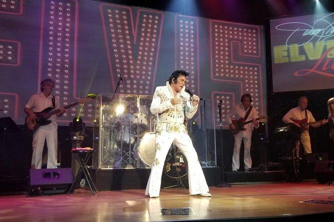 MÁS FOTOS, Jerry Presley's Elvis Live! Concert