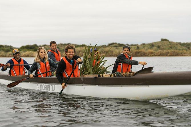 Māori Waka Journey, Dunedin y la peninsula de Otago, New Zealand