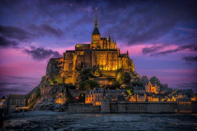 Fabulous Mont-Saint-Michel full day private tour, El Havre, França