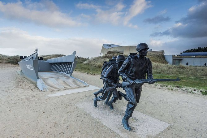Main sites of the US landing in Normandy private tour, El Havre, França