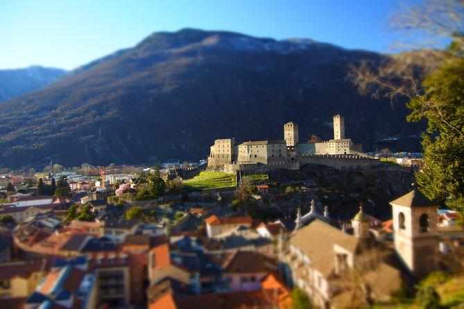 MAIS FOTOS, Excursão privada de dia inteiro a Lugano e Bellinzona