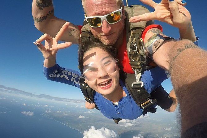 Skydiving is what we do, and we love what we do. Our Tandem Skydive Instructors are enthusiastic, highly experienced, and committed to ensuring you have a safe and memorable skydiving experience you'll never forget<br>
