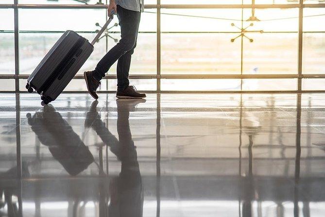 Private transfer: Qingdao to Qingdao International Airport (TAO), Qingdao, CHINA