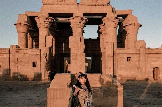 Day Tour to Edfu and Kom Ombo Temples from Luxor by car and enjoy a Visit  to Edfu Temple the majestic Temple of Edfu that dedicated to Horus Then continue Your day tour to Kom Ombo Temple that stands on high grounds overlooking The Nile.