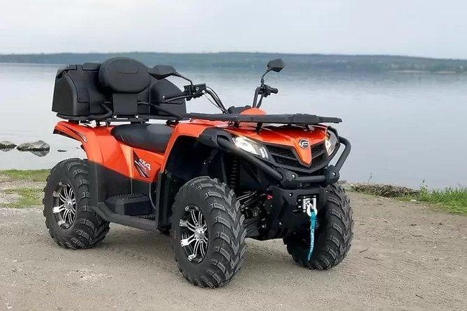 MÁS FOTOS, ATV Quad 450 cc person
