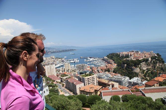 Monaco, Monte Carlo, Eze, la Turbie Full-Day from Nice Small-Group Tour, Niza, FRANCIA