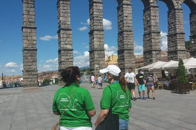 Ruta Grupal a Pie Patrimonio y Leyendas de Segovia, Segovia, ESPAÑA