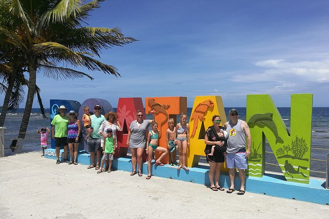 Shore Excursion: Design your Own Day Excursion While in Roatan, Roatan, HONDURAS