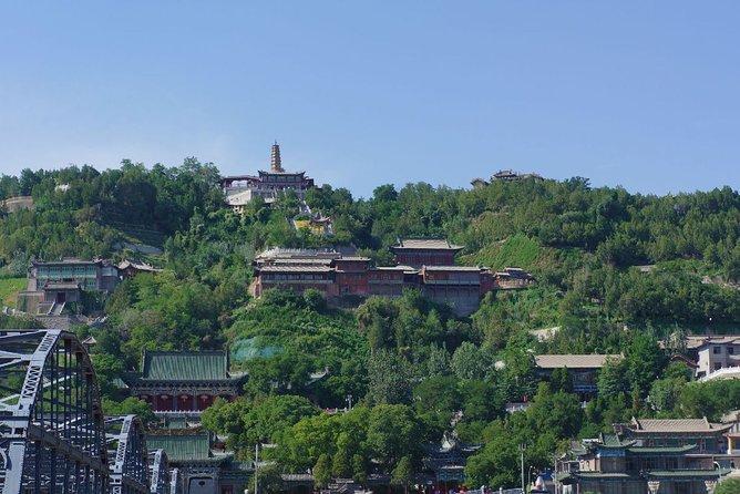 Private Lanzhou Day Tour: White Pagoda Hill, Zhongshan Bridge, Yellow River etc, Lanzhou, CHINA