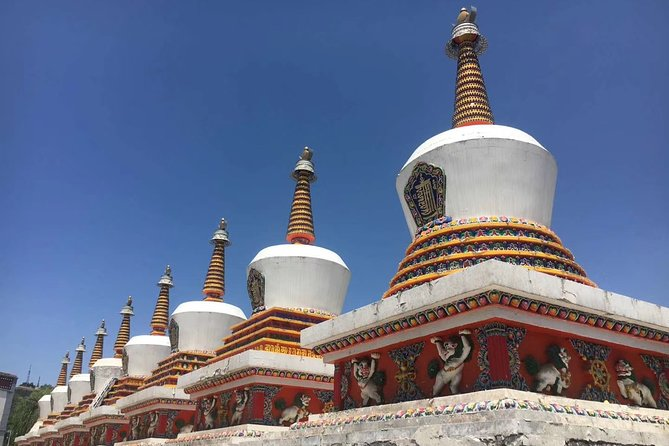 Private Day Tour to Kumbum Monastery, Dongguan Mosque in Xining from Lanzhou, Lanzhou, CHINA