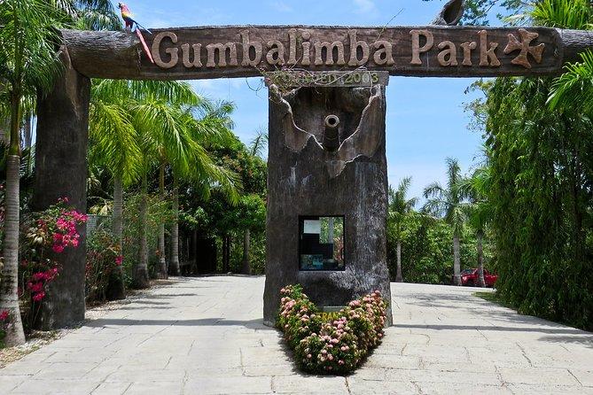 Shore Excursion: Gumbalimba Preservation Nature Park & Beach Getaway, Roatan, HONDURAS
