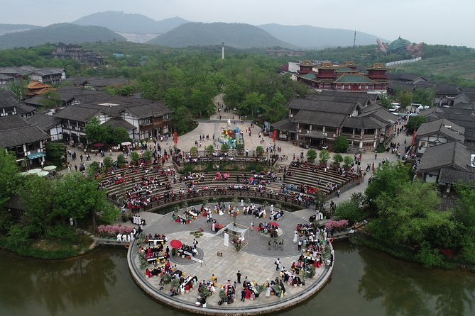 Together with the professional guide, you will visit the most charming places in the city. Changzhou is quite famous for its well-known China Dinosaur Park. What legend is hidden in the well preserved Yancheng Ruins?<br>You will have a chance to explore the city while hearing fascinating facts and legends. Which of the city's many beautiful parks is also known as Red Plum Park? You will be surprised how many stories lay hidden in the streets, buildings, and corners of Changzhou. Your charming guide will tell you what is special and unique about living in this city. It is perfect for those who are visiting the city for the first time and want to get the most of it! <br>