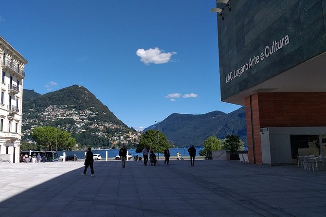 MÁS FOTOS, Lugano and its history private walking tour