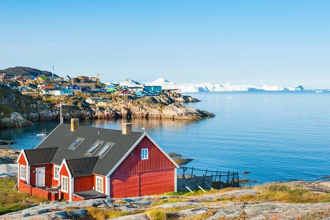 Romantic tour in Ilulissat, Ilulissat, GROENLANDIA