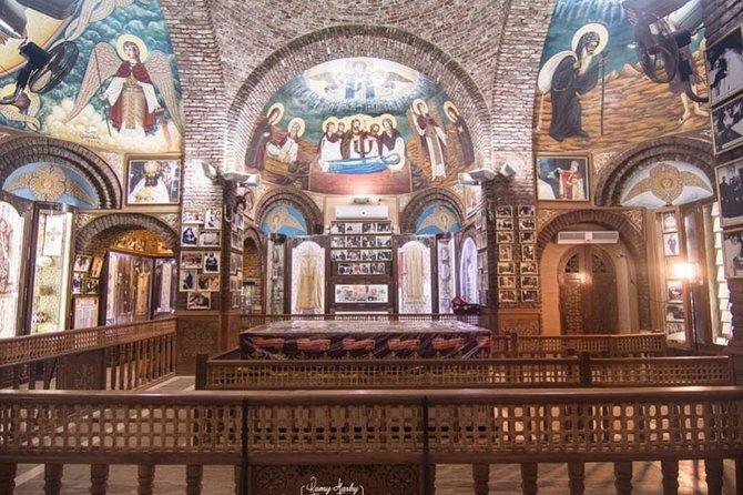 Tour to Wadi El Natroun Monastery from Alexandria, Alejandria, EGIPTO