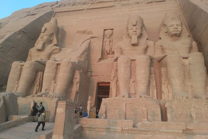3 Night Nile Cruise Aswan & Luxor & Hot Air Balloon, Abu Simbel from Aswan, Guiza, EGIPTO