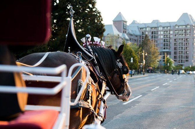 Victoria Heritage Horse-Drawn Carriage Tour, Victoria, CANADÁ