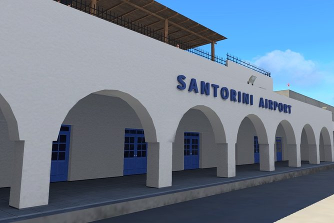 Private Transfer - Santorini Airport, Port & Hotel, ,
