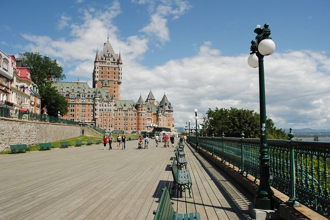 The Best of Quebec Walking Tour, Quebec, CANADA