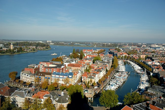"""Explore Holland's oldest city during this private, 3-hour walking tour of Dordrecht. Stroll past the most important historical monuments like the courthouse, the town hall, Our Sweet Lady Church, the main city gate (the """"Groothoofdspoort"""") and many historical warehouses and former wealthy merchant's homes. Your personal, multilingualguide will reveal the city's unique character, teach you local history and culture, and give you insider's tips onthe bestlocal restaurants, shops, attractions, activities, andmore."""