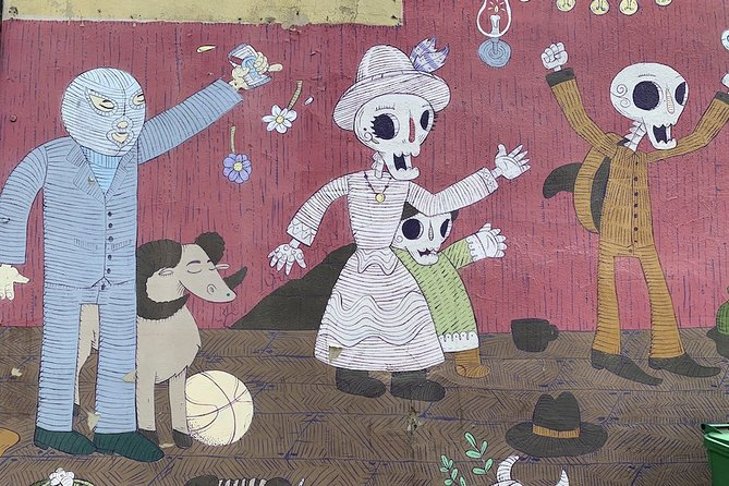 Self-Guided Richmond Mural Activity, Richmond, VA, UNITED STATES