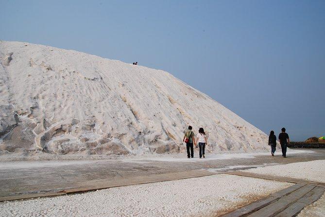 Ni Hao Tainan: Jingzaijiao Tile-paved Salt Fields and Jiangjun Seafood Market, Kaohsiung, TAIWAN