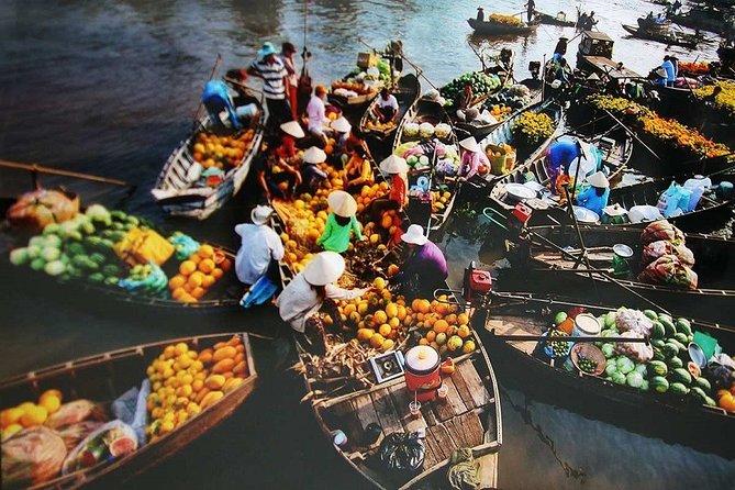 Delta del Mekong y Camboya, Ho Chi Minh, VIETNAME