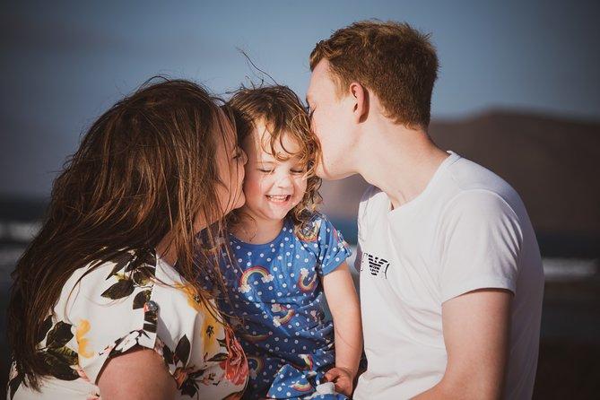 Private family photo session, Puerto del Rosario, ESPAÑA