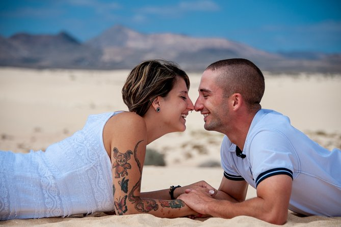 Photo session for couple or singles, Puerto del Rosario, ESPAÑA