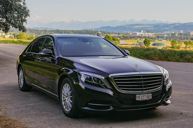 Private & punctual transportation services from your hotel in St. Moritz to Zurich Airport with the most comfortable and luxurious vehicles.