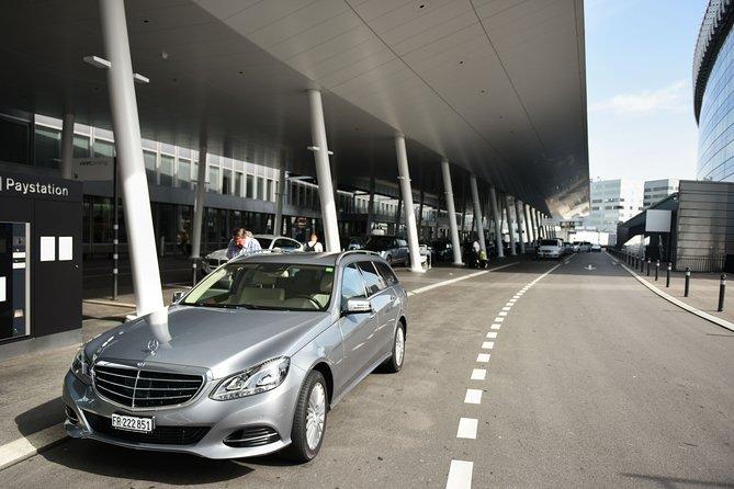 Private transfer from Meribel to Geneva Airport, ,