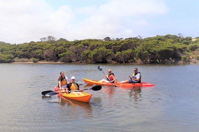 Kangaroo Island Self-Guided Kayaking on the Harriet River, Isla Kangaroo, AUSTRALIA