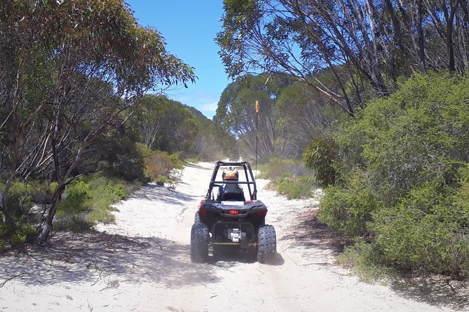 Quad Bike (ATV) Tours, Isla Kangaroo, AUSTRALIA