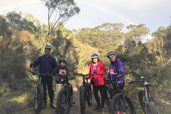 Bike Tour, Isla Kangaroo, AUSTRALIA
